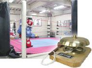 京都西院ボクシングジムの画像
